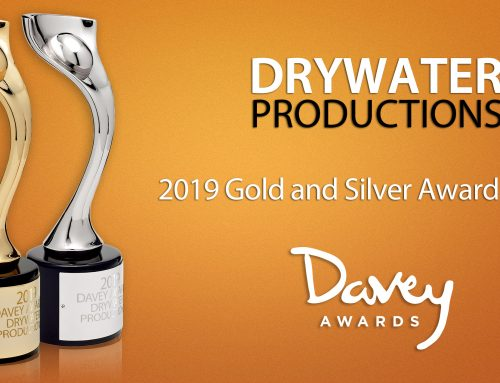 Drywater Productions Receives Two 2019 Davey Awards