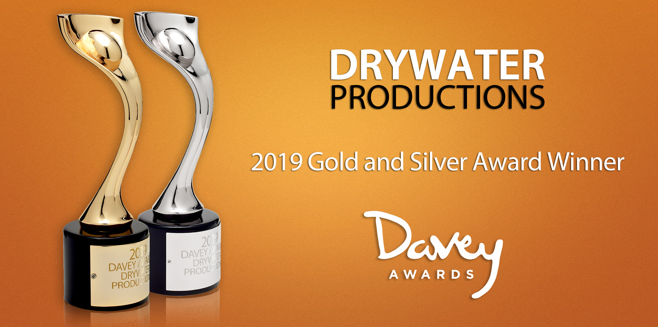 Gold and Silver Davey Awards