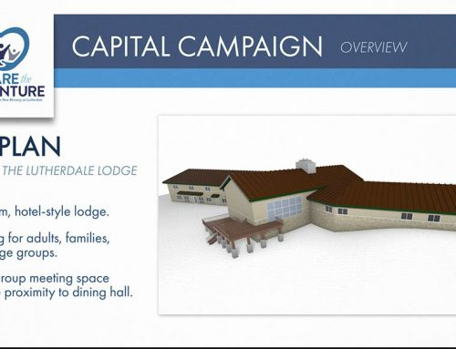 Lutherdale Ministries – $2.9m Capital Campaign