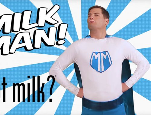 Milkman vs. Egghead! – Got Milk?