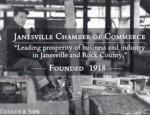 100 Years: Janesville Chamber of Commerce