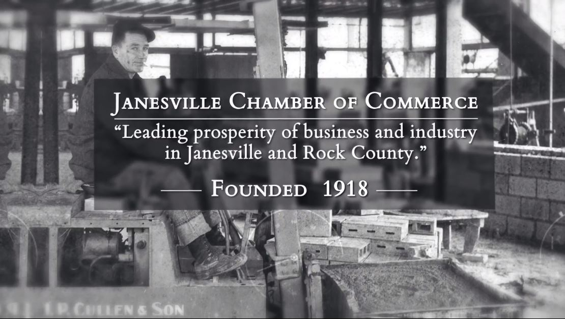 Janesville: 100 Years of Commerce